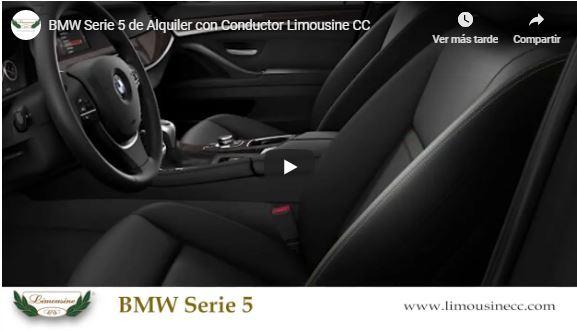 Video BMW serie 5