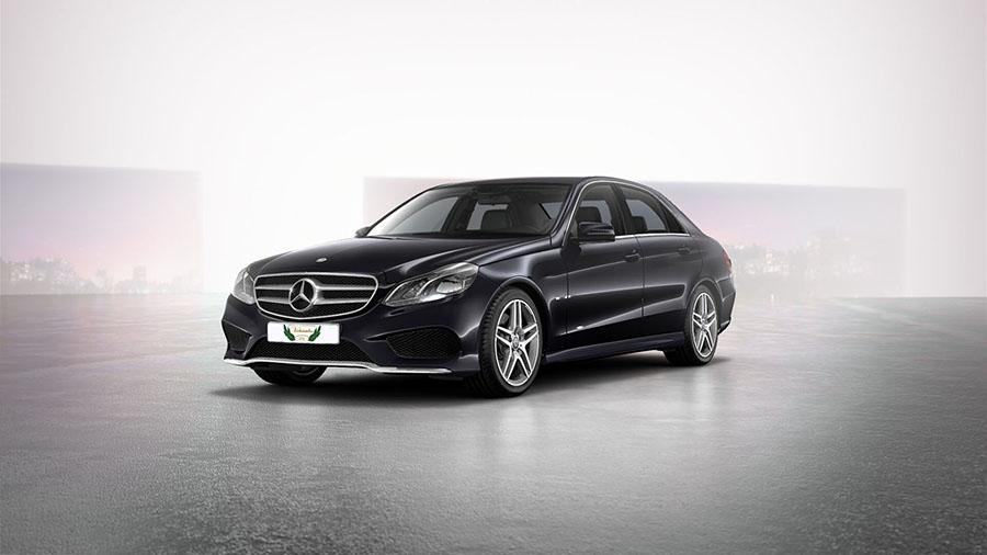 Mercedes Classe E de Location avec Chauffeur VTC en Espagne