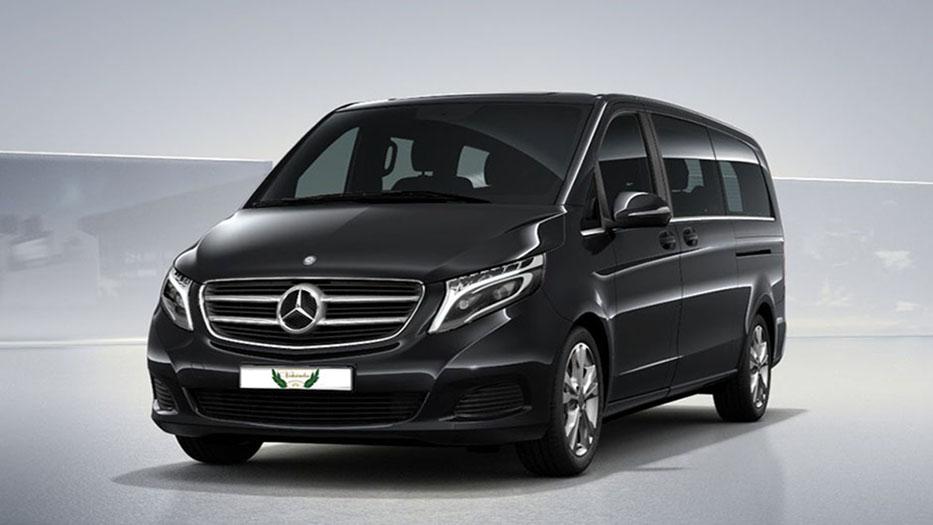 Mercedes Clase V de Alquiler con Conductor – Coches de alquiler en España