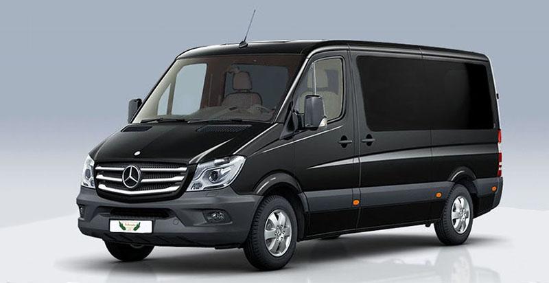 Mercedes Sprinter de Alquiler con Conductor – Coches de Alquiler en España