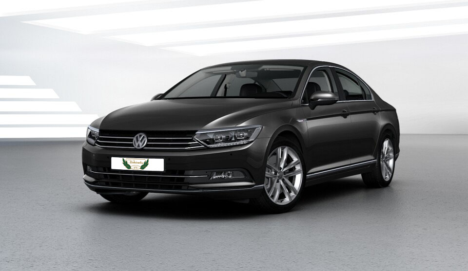 Volkswagen Passat Rental with Driver VTC in Spain