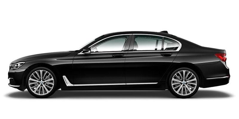 BMW Serie 7 de Alquiler con Conductor – Coches de Alquiler en España