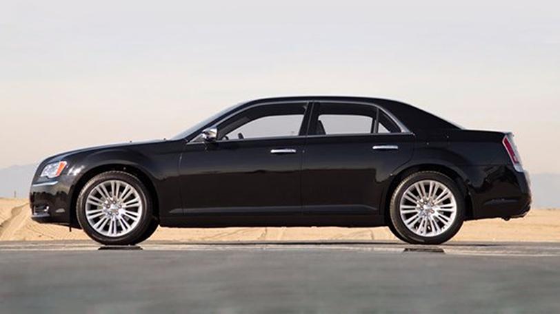 Chrysler 300C de Alquiler con Conductor – Coches de Alquiler en España