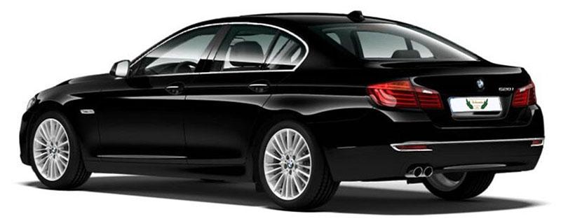 BMW Serie 5 de Alquiler con Conductor – Coches de Alquiler en España