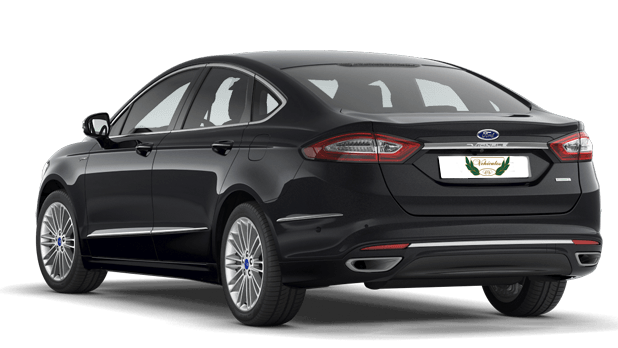 Ford Mondeo Rental with Driver VTC in Spain