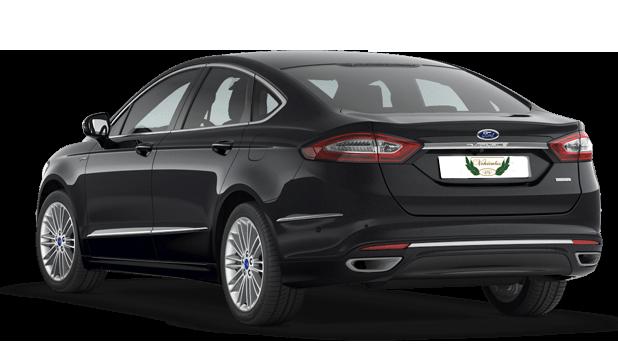 Ford Mondeo de Alquiler con Conductor – Coches de Alquiler en España