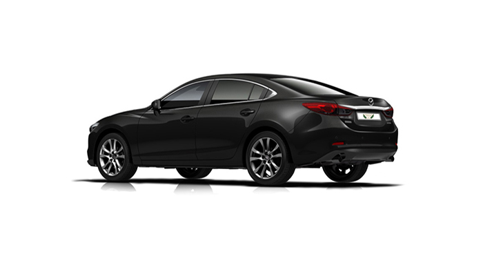 Mazda 6 Rental with Driver VTC in Spain