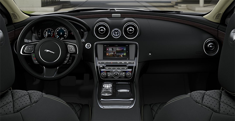 Jaguar XJ Rental with Driver VTC – Rental cars in Spain