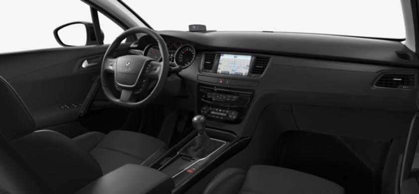 Peugeot 508 de Alquiler con Conductor – Coches de Alquiler en España