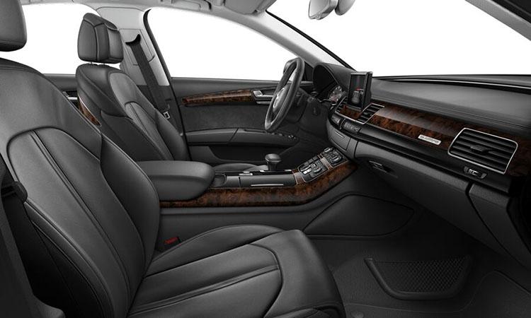 Audi A8 de Alquiler con Conductor – Coches de Alquiler en España