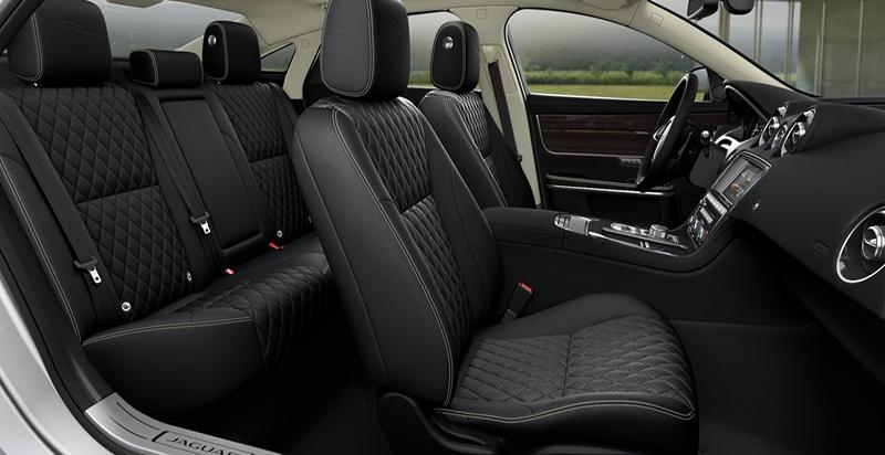 Jaguar XJ de Location avec Chauffeur VTC
