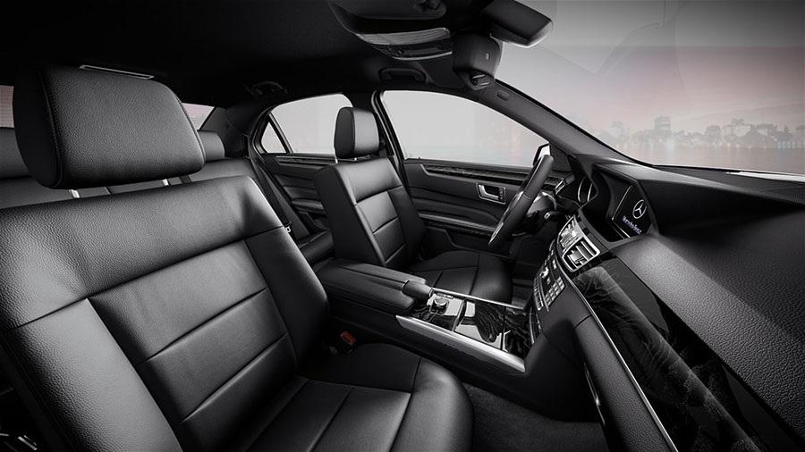 Mercedes Clase E de Alquiler con Conductor – Coches de Alquiler en España