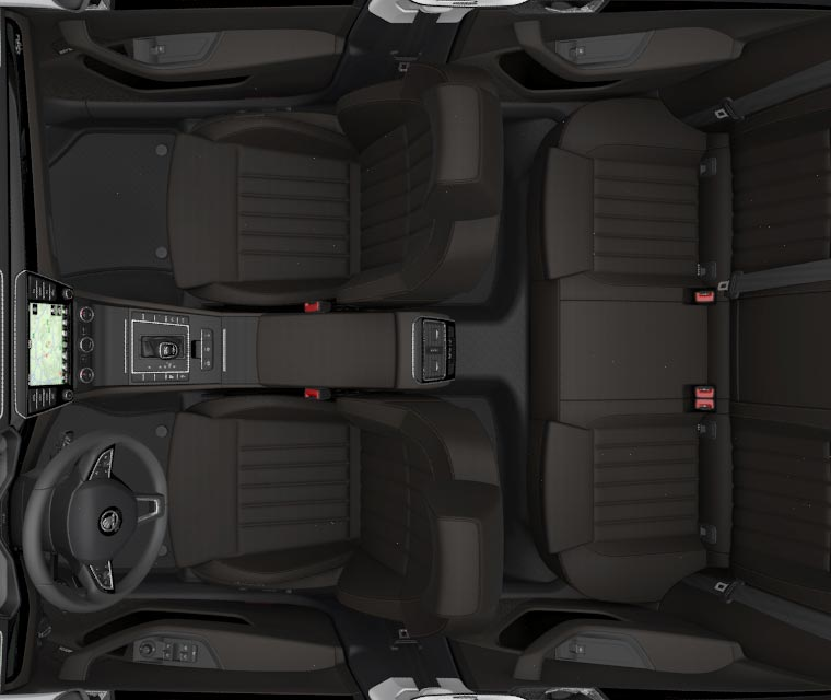 Skoda Superb de Location avec Chauffeur VTC en Espagne