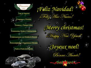 Felicitación Navidad y Año