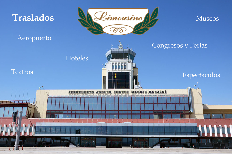 Car Service Madrid Barajas