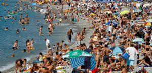 Campaña turismo en España verano 2017