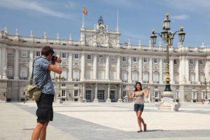 Turismo nacional España 2017