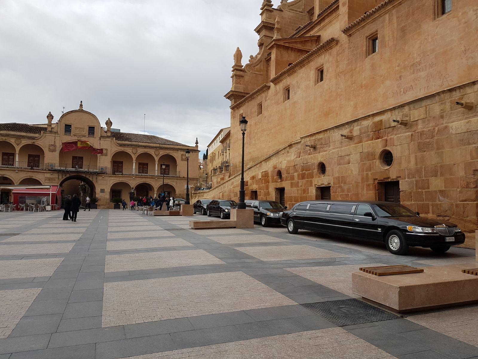 Plaza de España Lorca