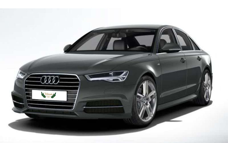 Audi A6 alquiler Limousine CC