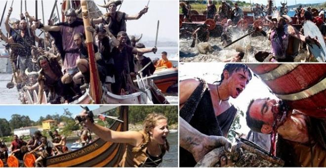 Romeria Vikinga de Catoira