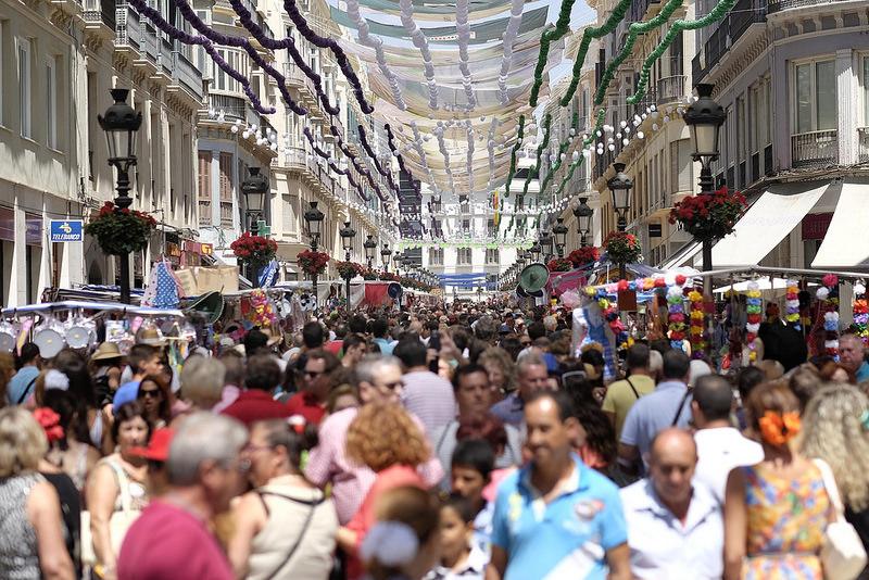 Feria de Malaga Feria de Dia