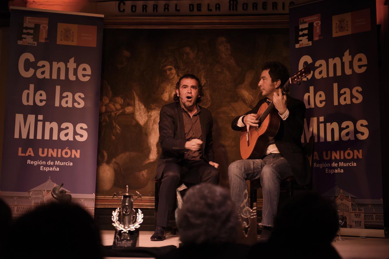 Cante de Las Minas La Union