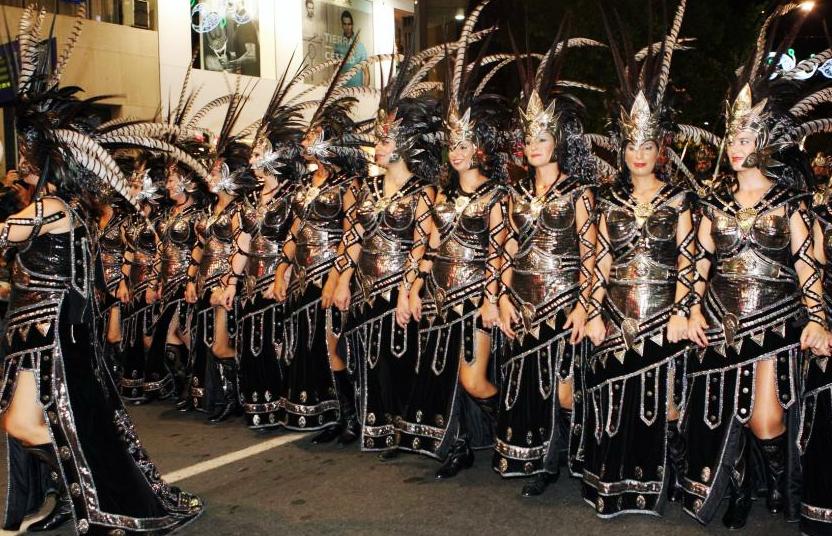 Fiesta Moros y Cristianos de Murcia
