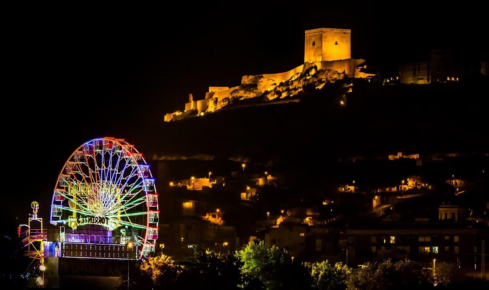 Feria y fiestas de Lorca