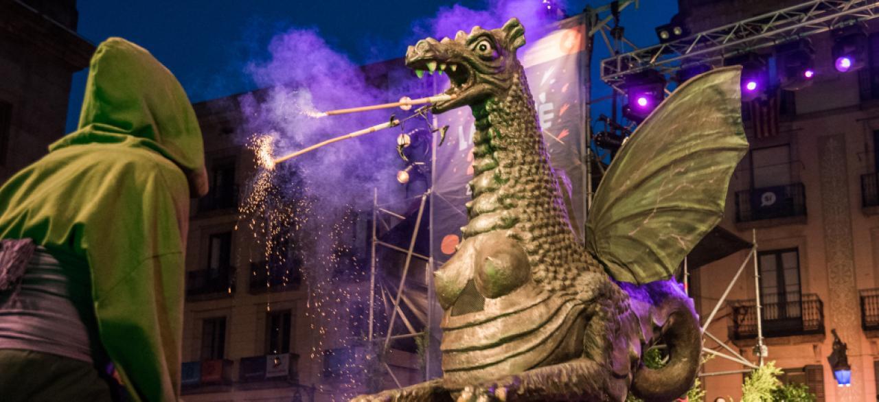 Fiesta de los dragones