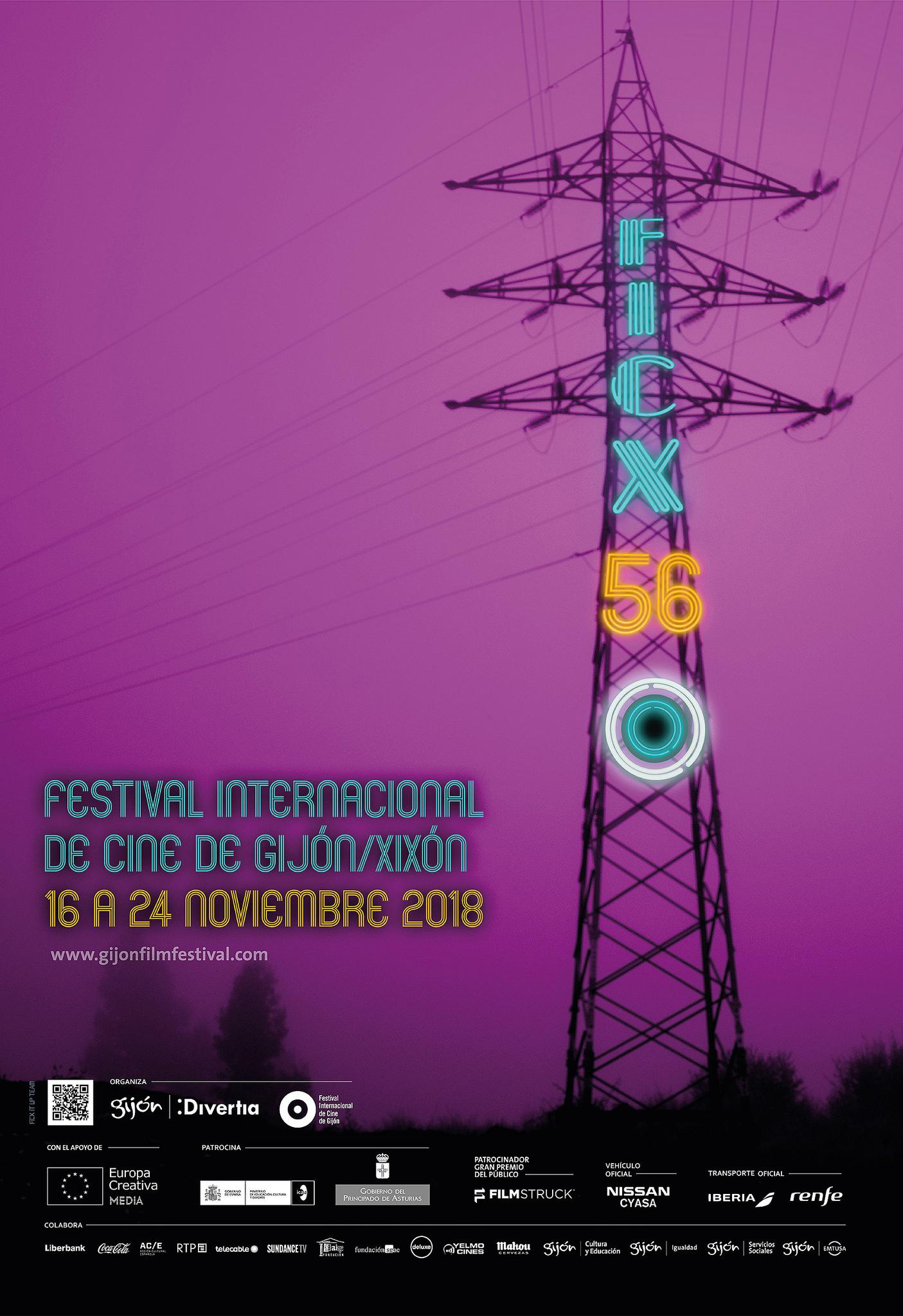 Festival internacional de cine de Jijón