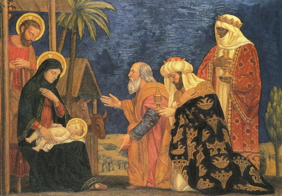 adoración Reyes Magos