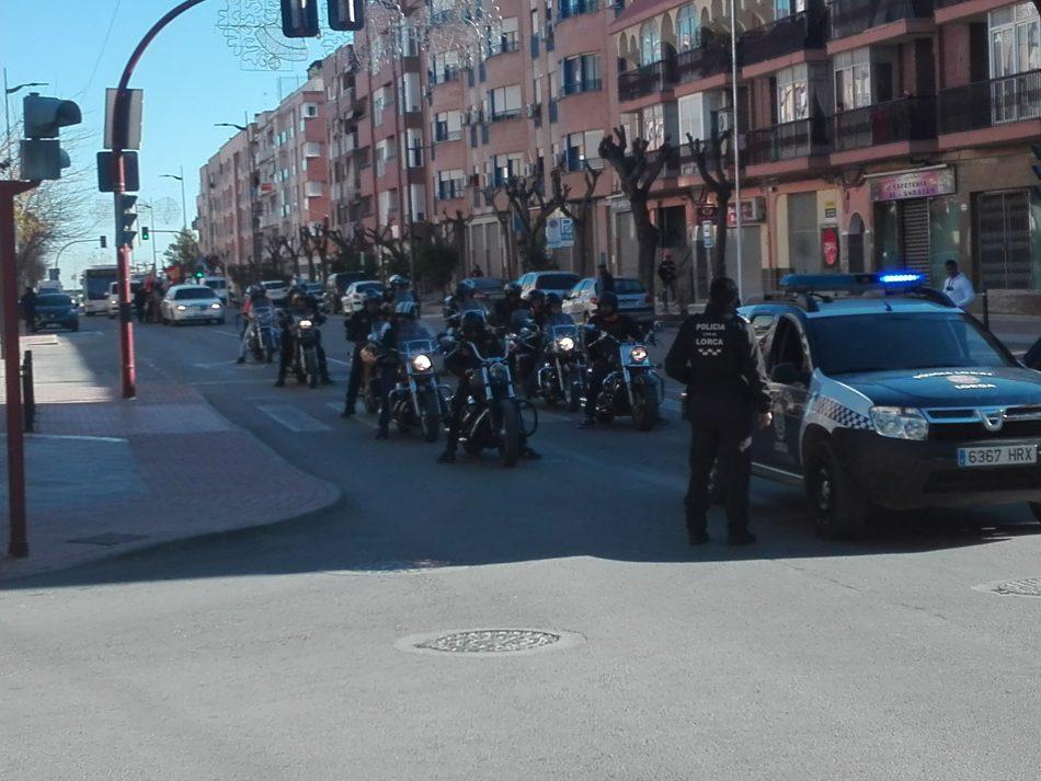 comitiva Reyers Lorca