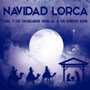 cabalgata Reyes Magos Lorca