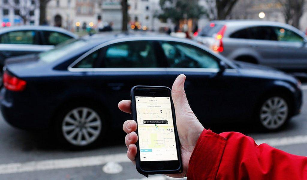 app taxi uber y cabify