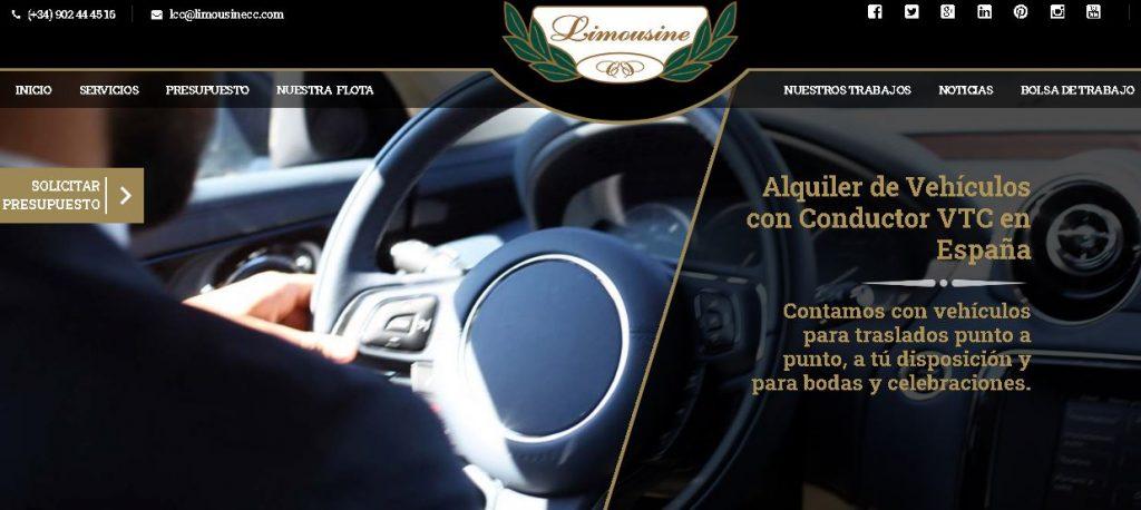 Limousine CC seguridad